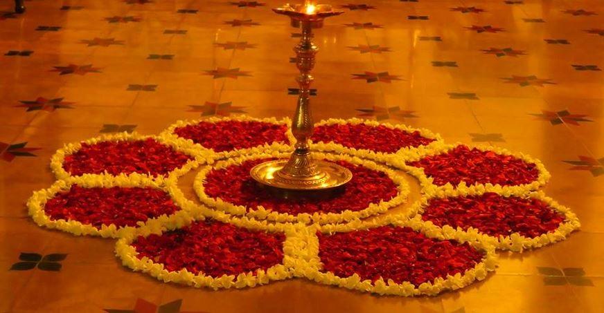 flower-rangoli